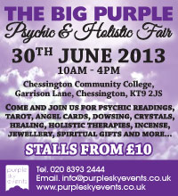 Purple Sky Psychic Fair