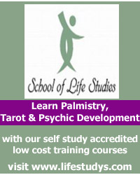 Learn Palmistry, Psychic Development