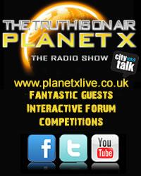Planet X Live Radio